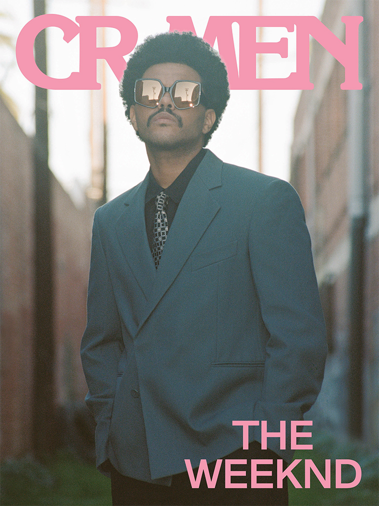The Weeknd, CR Men, Issue 10, March 2020