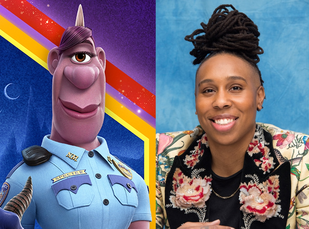 Lena Waithe, Onward Character