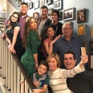 <i>Modern Family</i> Cast's Last Day on Set