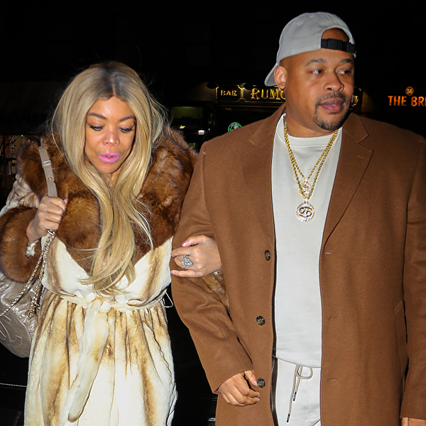 Wendy Williams and William Selby Have Dinner and Spark Romance Rumors