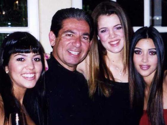 Kardashian Sisters Pay Tribute to Late Dad Robert Kardashian on His 76th Birthday