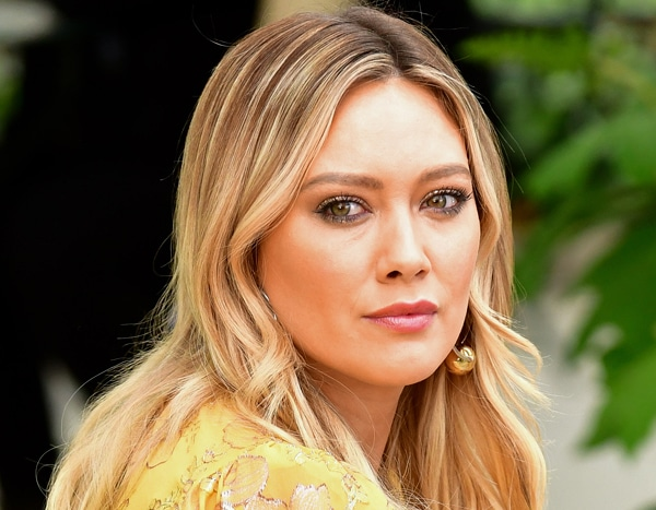 Hilary Duff Calls for Law Change After