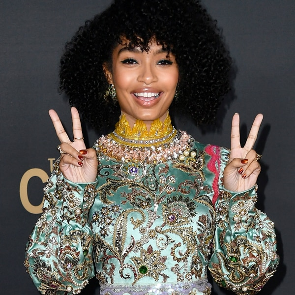Yara Shahidi, 2020 NAACP Image Awards, Red Carpet Fashion