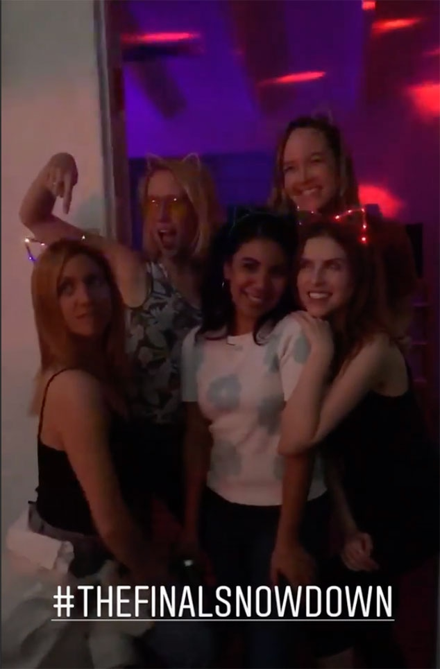 Anna Camp, Brittany Snow, Bachelorette Party