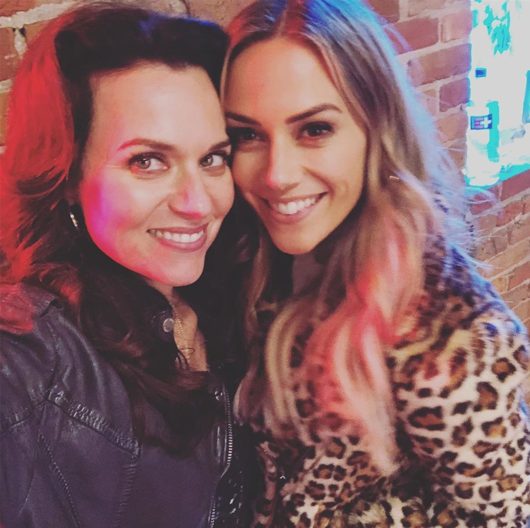 Jana Kramer, Hilarie Burton, One Tree Hill