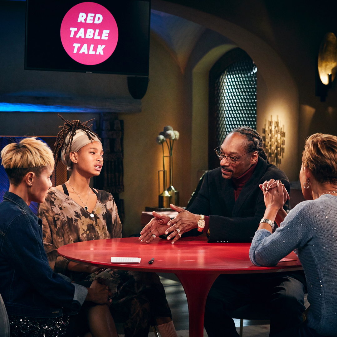 Snoop Dogg, Red Table Talk