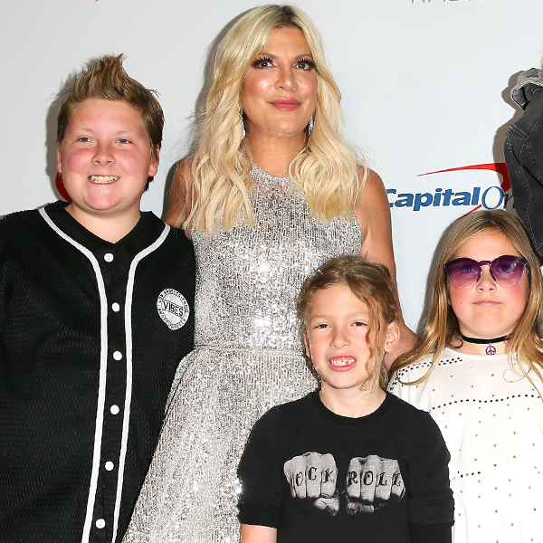 Tori Spelling Opens Up About Her Kids Being Bullied
