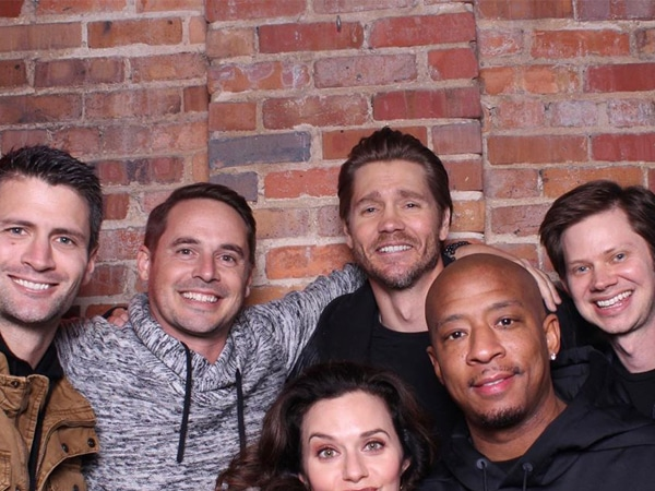 The <i>One Tree Hill</i> Cast Reunites: See All the Nostalgia-Inducing Photos
