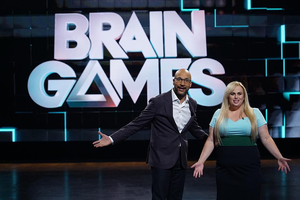 Brain Games, Rebel Wilson