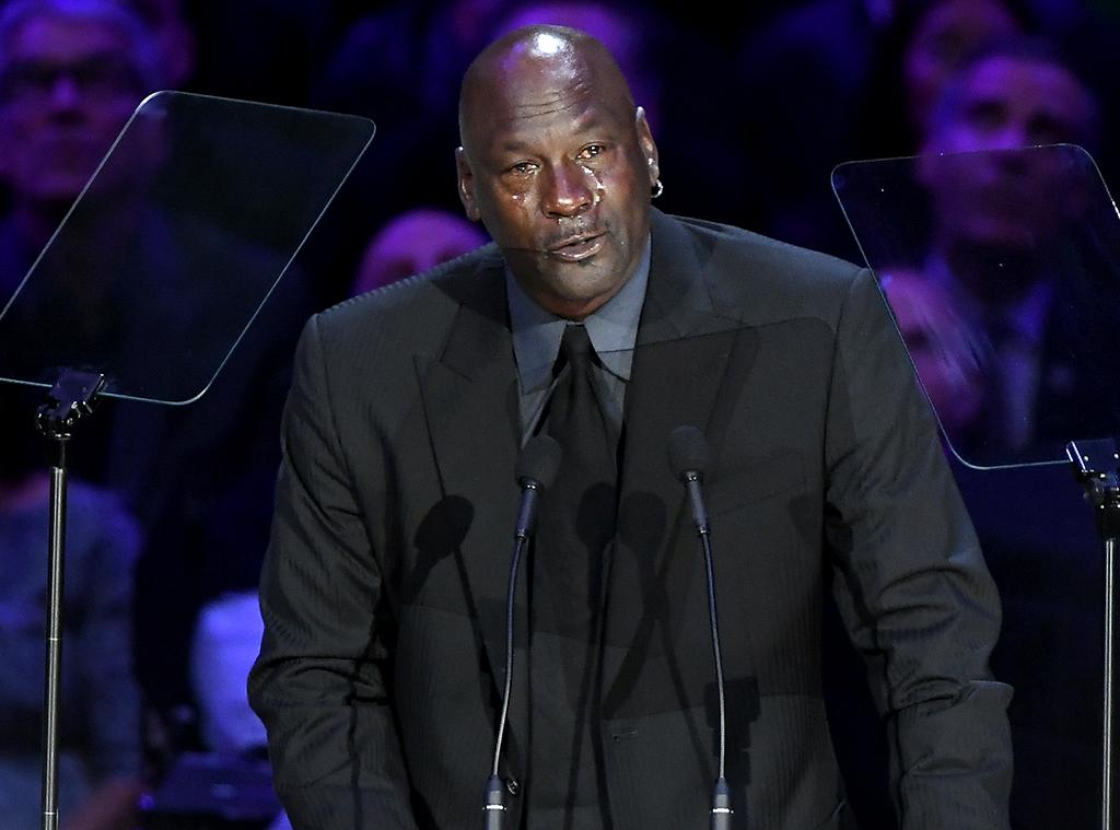 Michael Jordan, The Celebration of Life for Kobe & Gianna Bryant