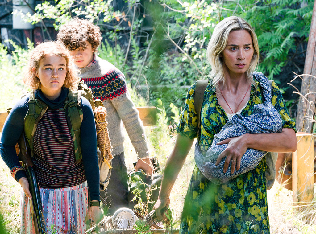 A Quiet Place Part II, Emily Blunt