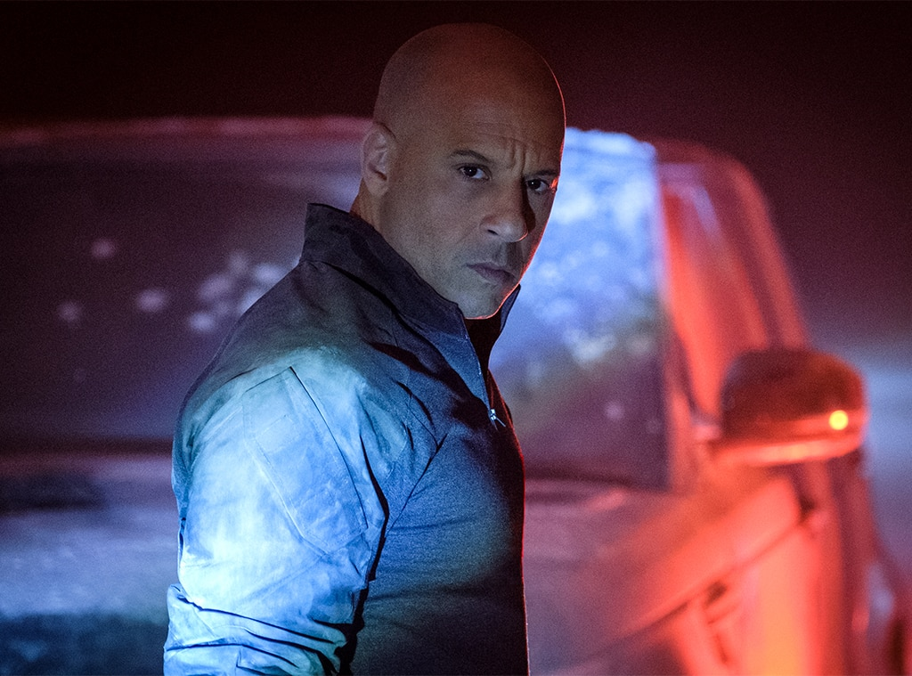 Bloodshot, Vin Diesel