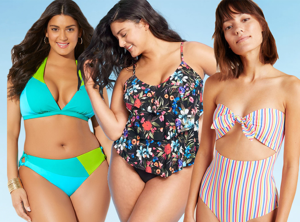 Best Swimsuits to Flatter Every Figure - E! Online