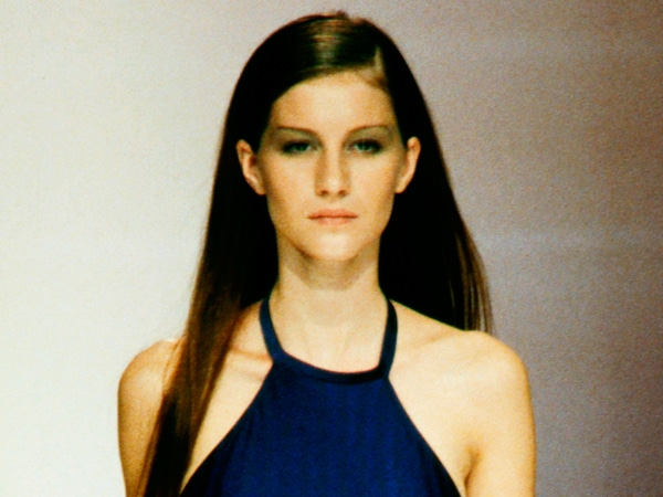 See Teenage Gisele Bündchen's First Fashion Week Ever