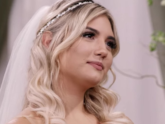 <i>Love Is Blind</i> Finale Sneak Peek: What Sets This Runaway Bride Off?