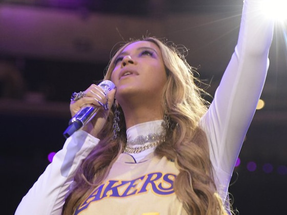 Beyonce's Love for Kobe and Gianna Bryant Shines Bright in New Memorial Photos