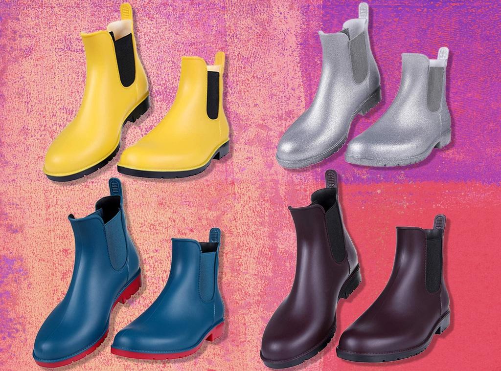 Ecomm: Amazon top-selling rain boots