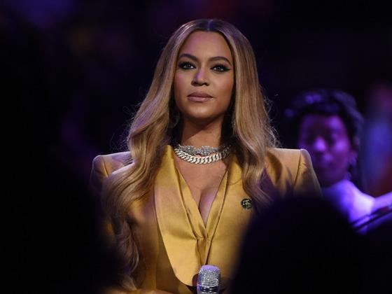 Beyoncé Respectfully Changes Her Song Lyrics at Kobe Bryant Memorial