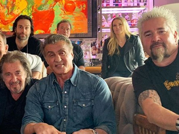 Guy Fieri Talks Hanging With Al Pacino & <i>Diners, Drive-Ins and Dives</i> Secrets