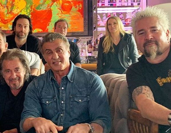 Guy Fieri Talks Hanging With Al Pacino & Diners, Drive-Ins and Dives Secrets