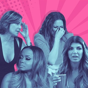 Real Housewives liars