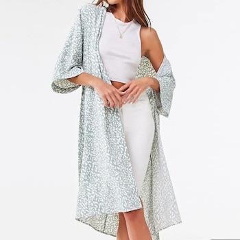 Ecomm: Kimono Cover-Ups for Beach or Pool