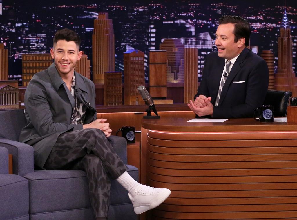 Nick Jonas, The Tonight Show