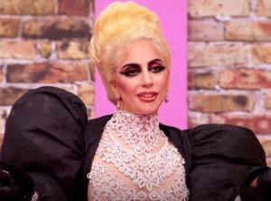 Lady Gaga - Drag Race guest judges