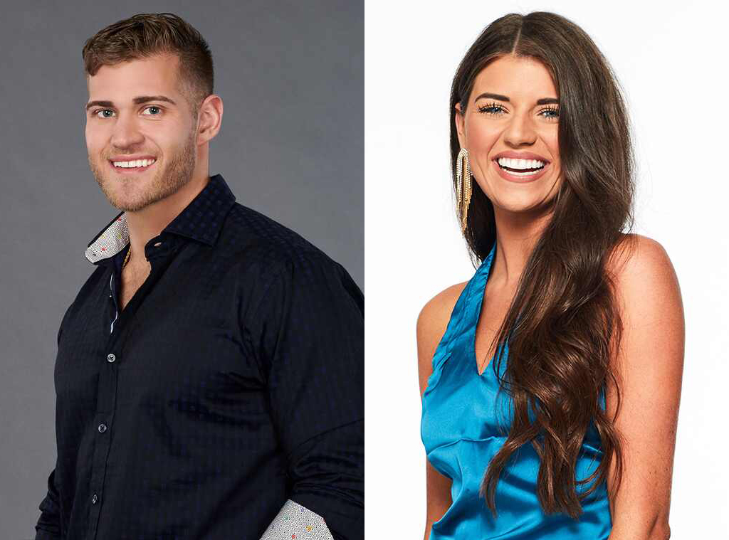 Luke Parker, Madison Prewett, The Bachelor