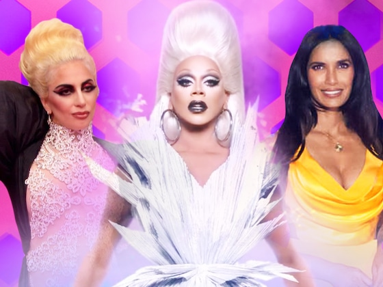 From Lady Gaga to Padma Lakshmi: <i>RuPaul's Drag Race</i>'s Most Memorable Guest Judges