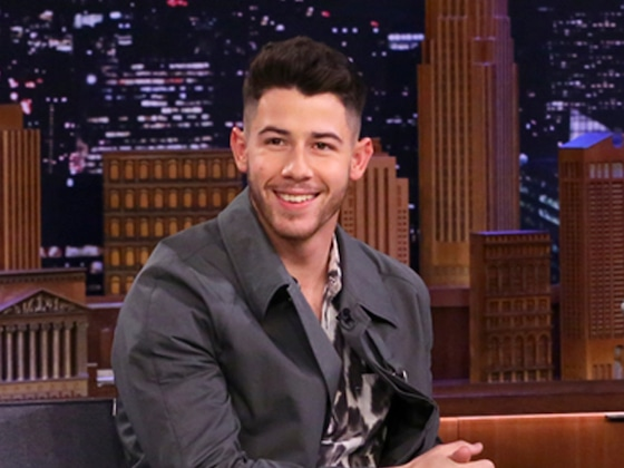 Nick Jonas Reveals the Major Celeb Who Trolled Him After <i>That</i> Grammys Mishap