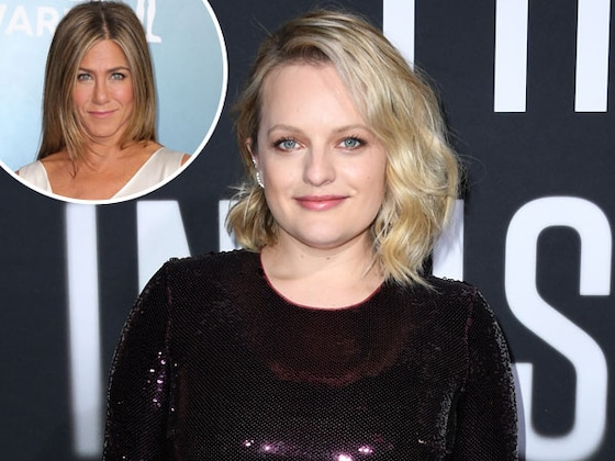 No, Elisabeth Moss Wasn't Invited to Jennifer Aniston's Birthday Party