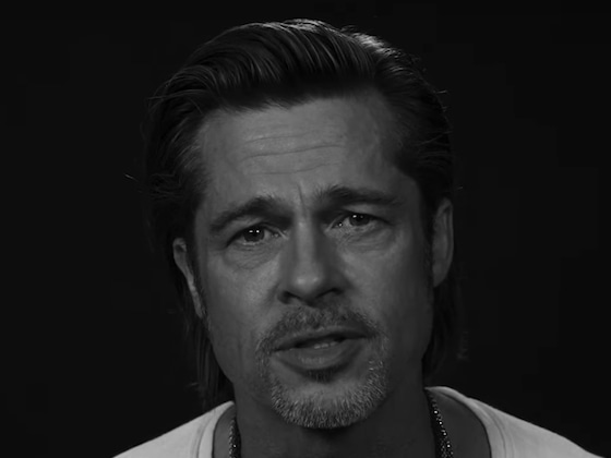 Brad Pitt, Charlize Theron and More Urge Fans to Register to Vote in Star-Studded Video