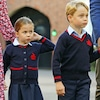 Prince George and Princess Charlotte Set to Be Homeschooled During Coronavirus