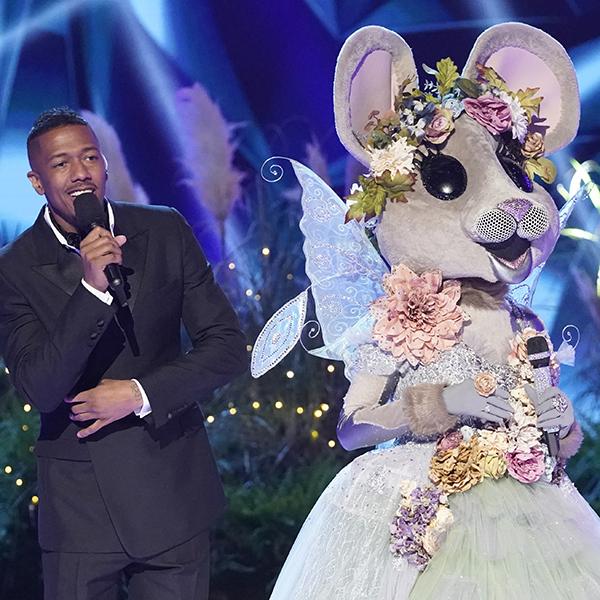 The Masked Singer Unmasks the Mouse