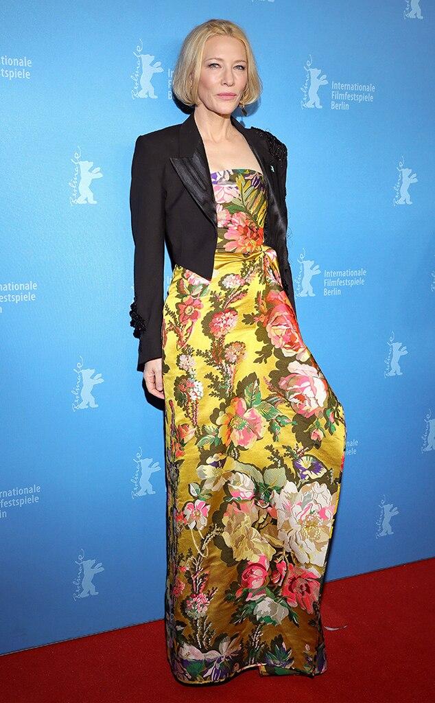 Cate Blanchett, WTF widget