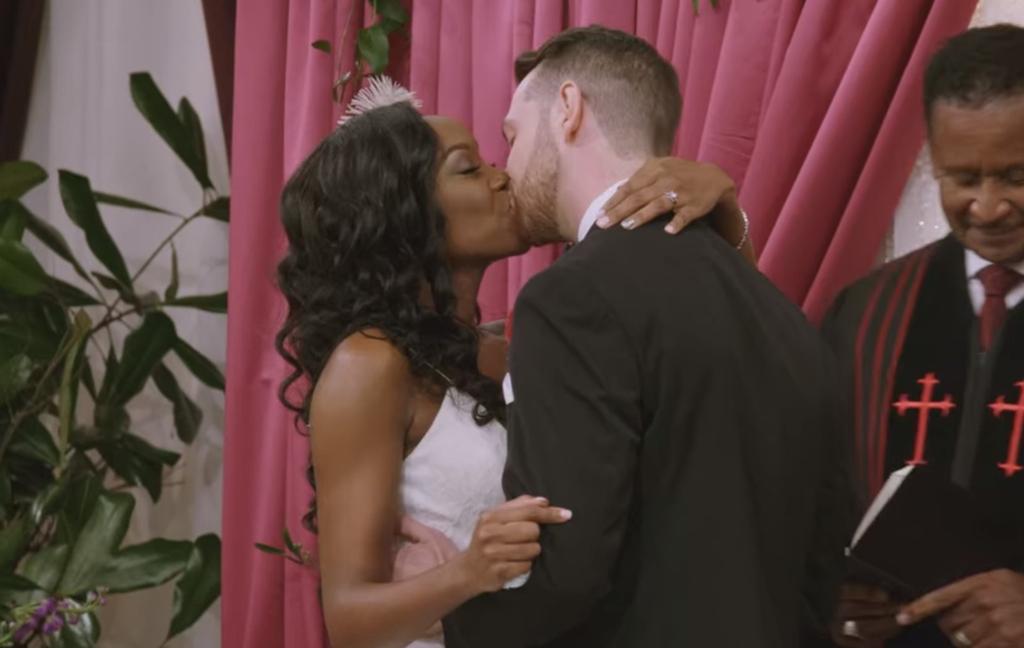 Love is Blind Wedding, Cameron and Lauren