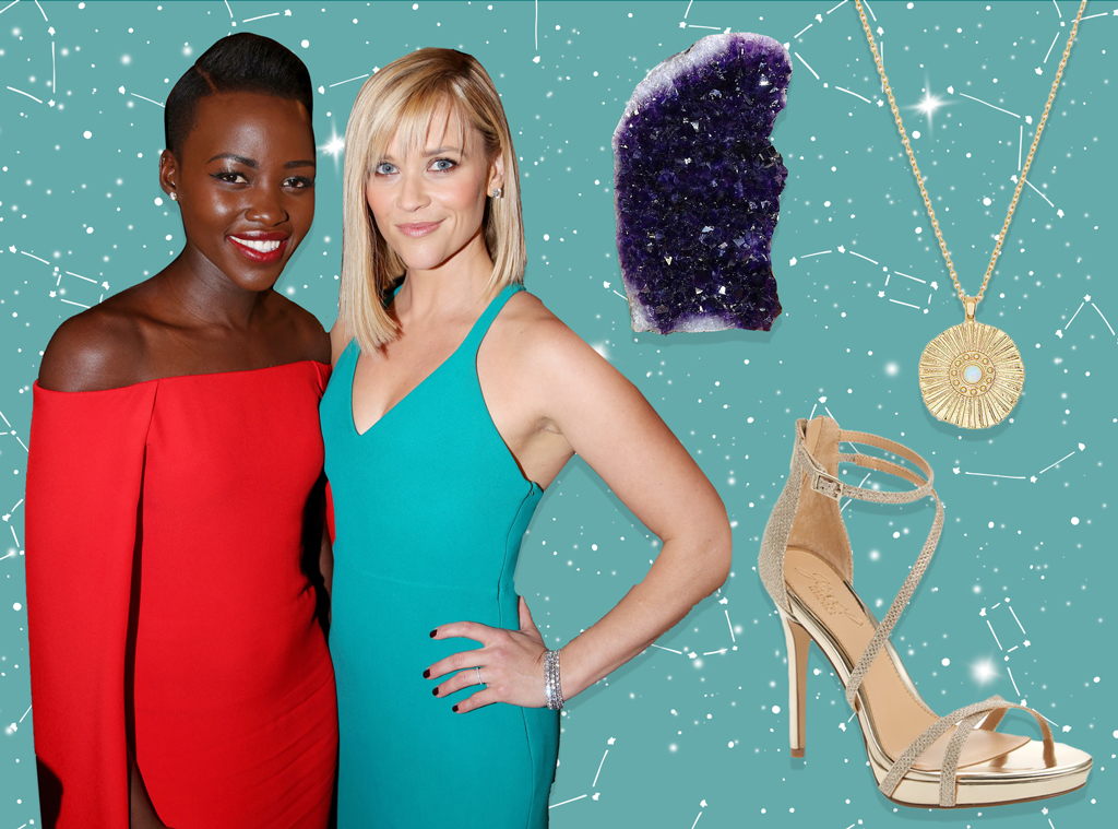 E-Comm: March Horoscopes, Lupita Nyong'o, Reese Witherspoon