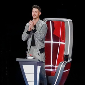 Nick Jonas, The Voice