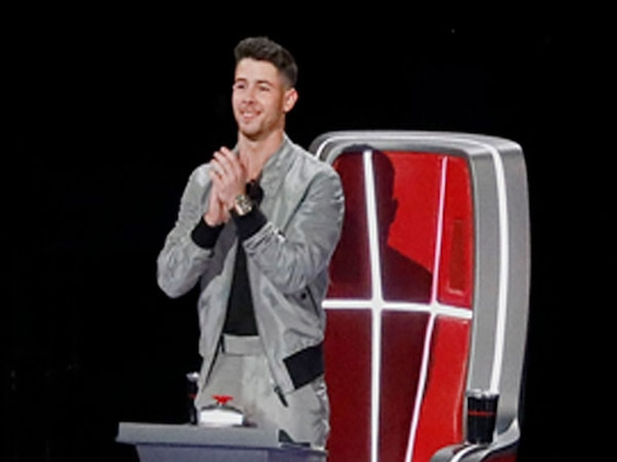 Nick Jonas Jokes Being on <i>The Voice</i> is a Lot Like <i>Game of Thrones</i>