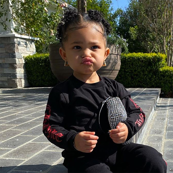 Stormi Webster's New Photo Shoot With Kylie Jenner Is the Cutest