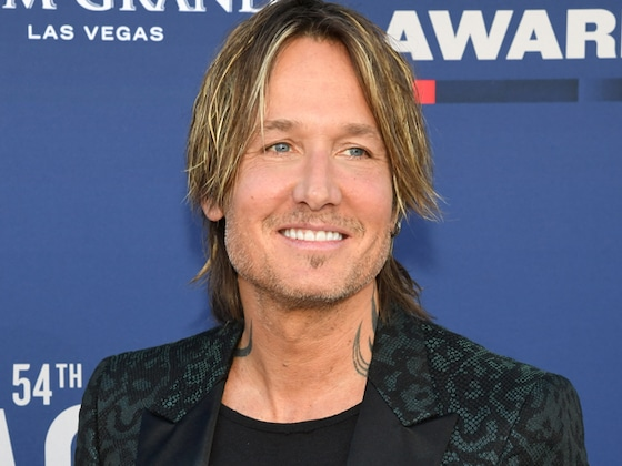 """Go Behind the Scenes of Keith Urban's """"God Whispered Your Name"""" Music Video"""