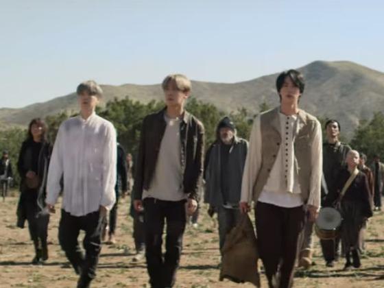 BTS lança segundo clipe da música ON e leva fãs à loucura
