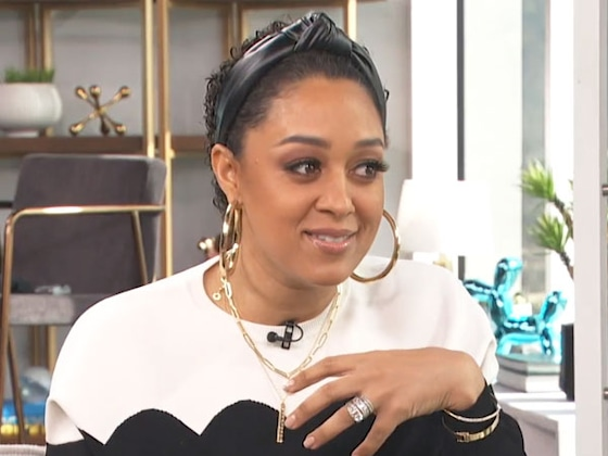 Tia Mowry Reveals Whether She'd Join <i>Real Housewives of Atlanta</i> After Working With Kenya Moore