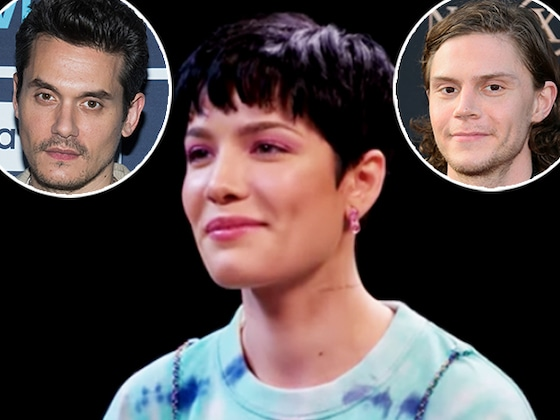 Halsey Talks John Mayer Friendship, Meeting Evan Peters' Friends and More in <i>Hot Ones</i> Interview