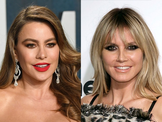 Sofia Vergara and Heidi Klum Sign On as <i>America's Got Talent</i> Judges