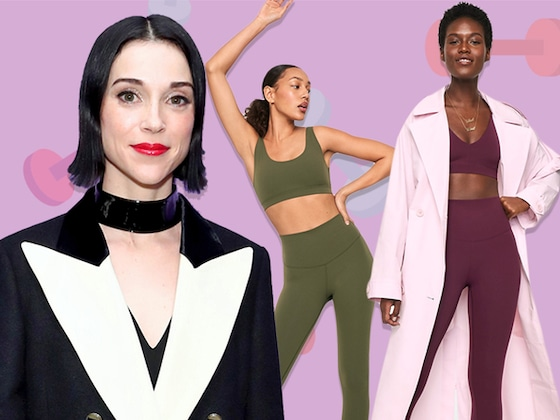 St. Vincent x Outdoor Voices Collab Celebrates Sweat—No, Really