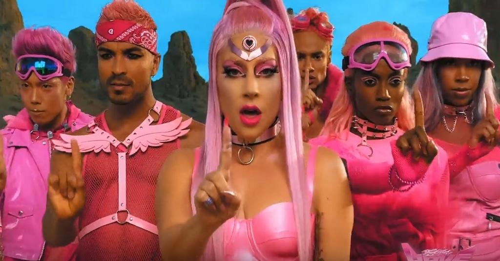 Lady Gaga, Music Videos, Stupid Love