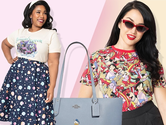 Oh Boy! Shop the New Disney Collabs From Unique Vintage and Coach
