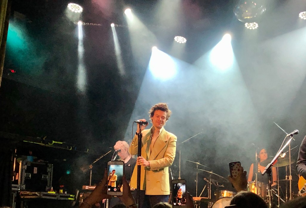 Harry Styles, iHeartRadio
